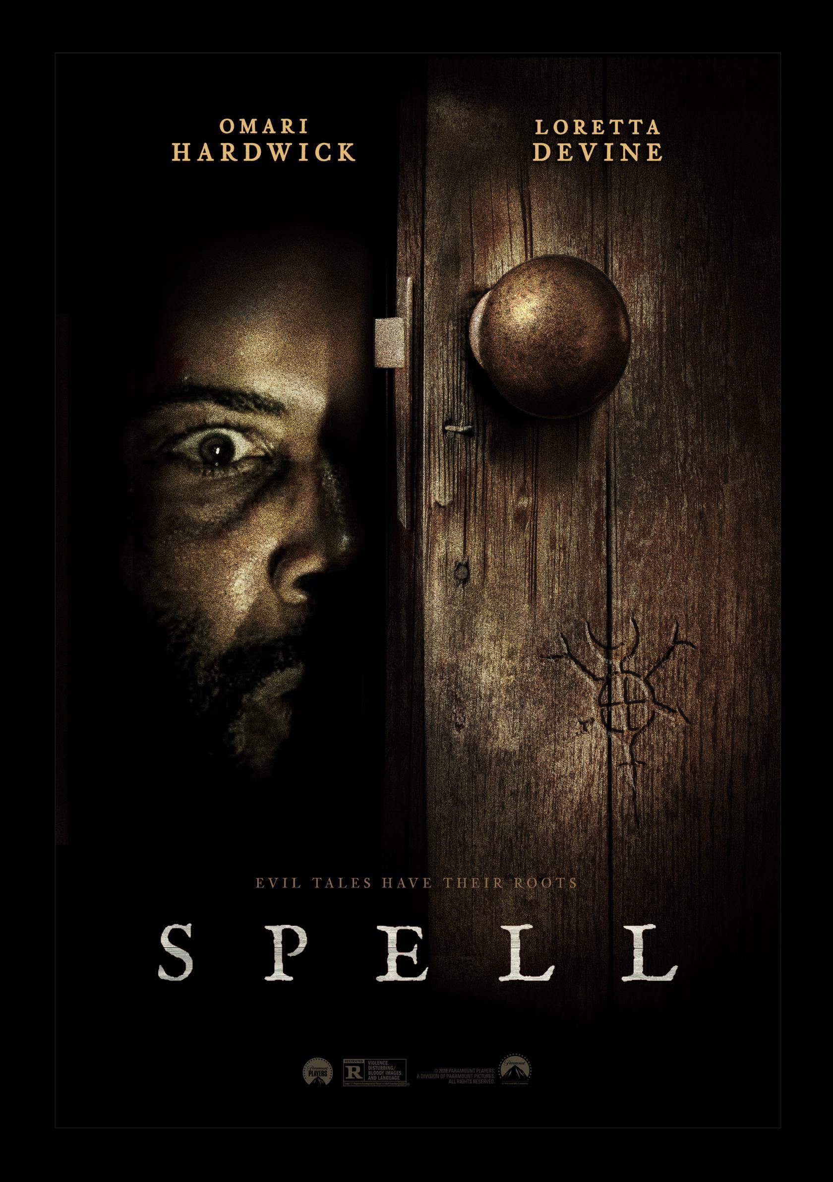 Spell Poster #1