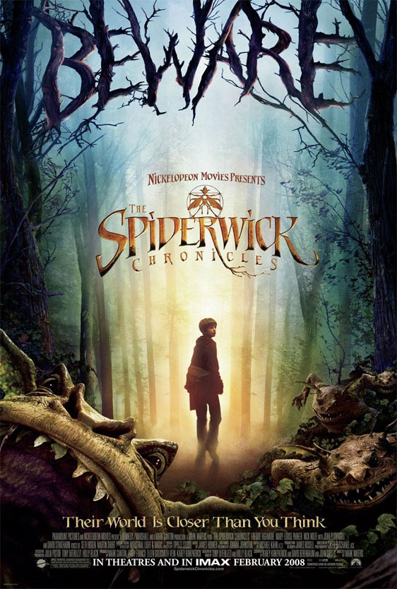 The Spiderwick Chronicles Poster #2