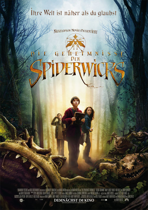The Spiderwick Chronicles Poster #3