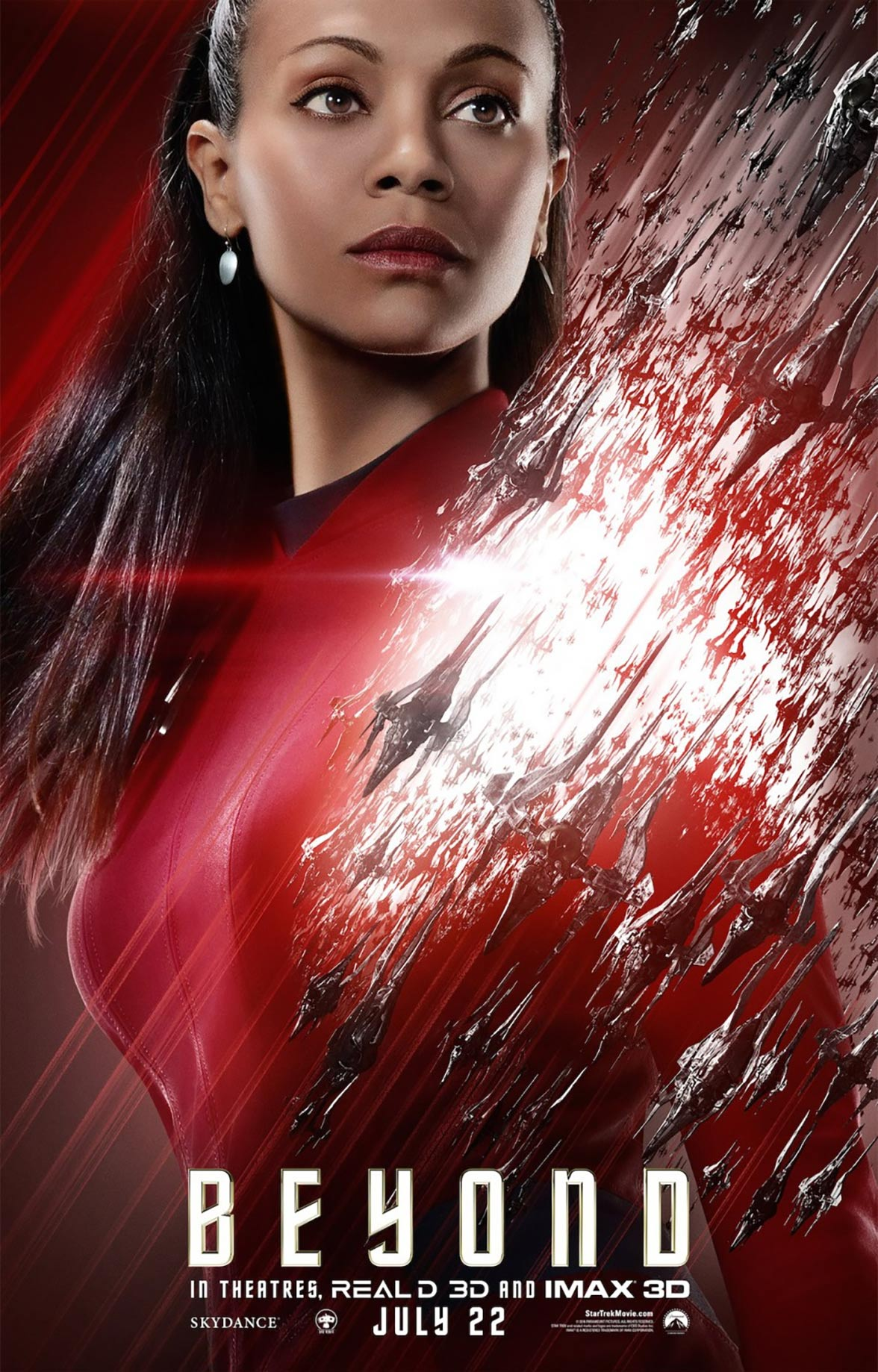 Star Trek Beyond Poster #11
