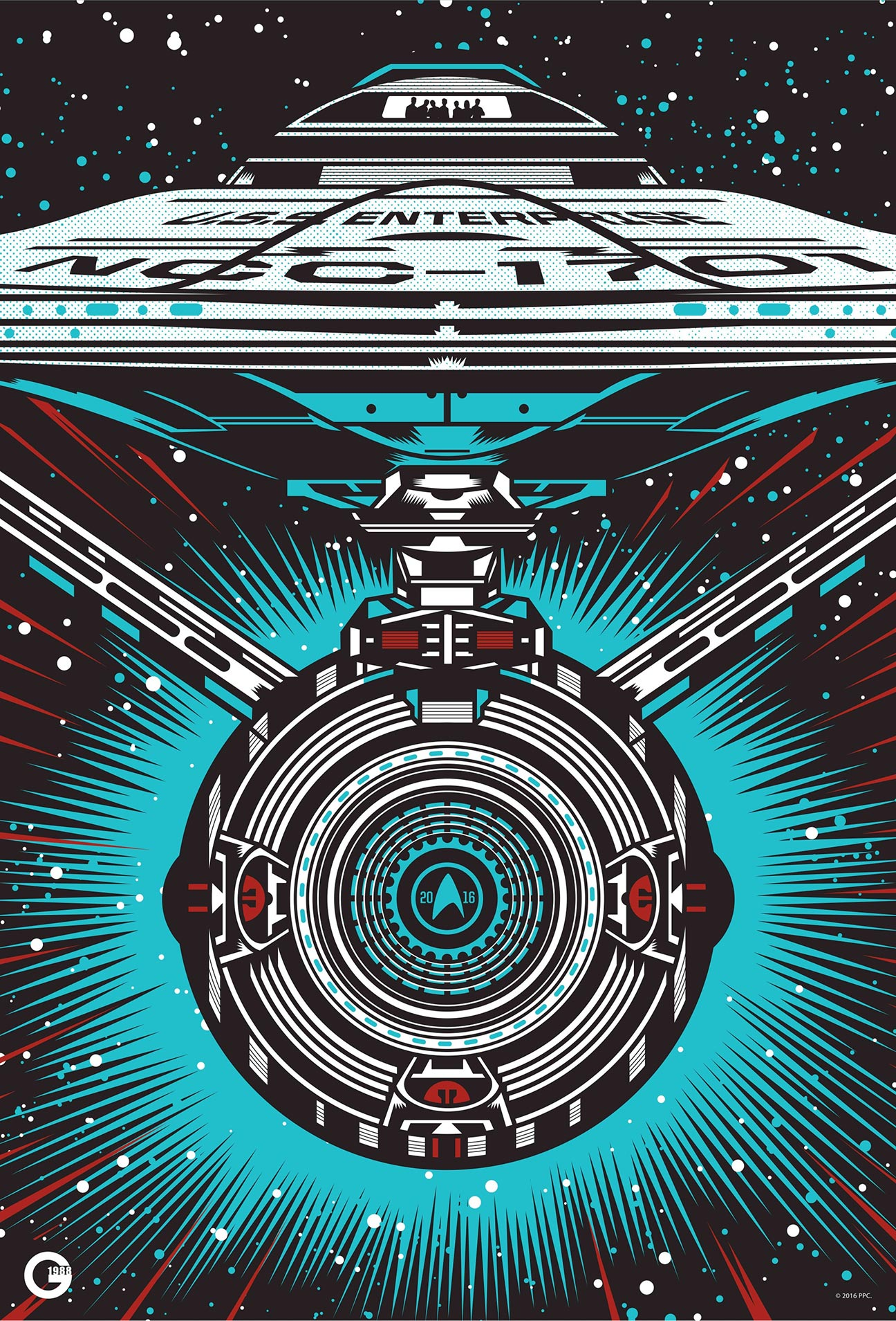 Star Trek Beyond Poster #13