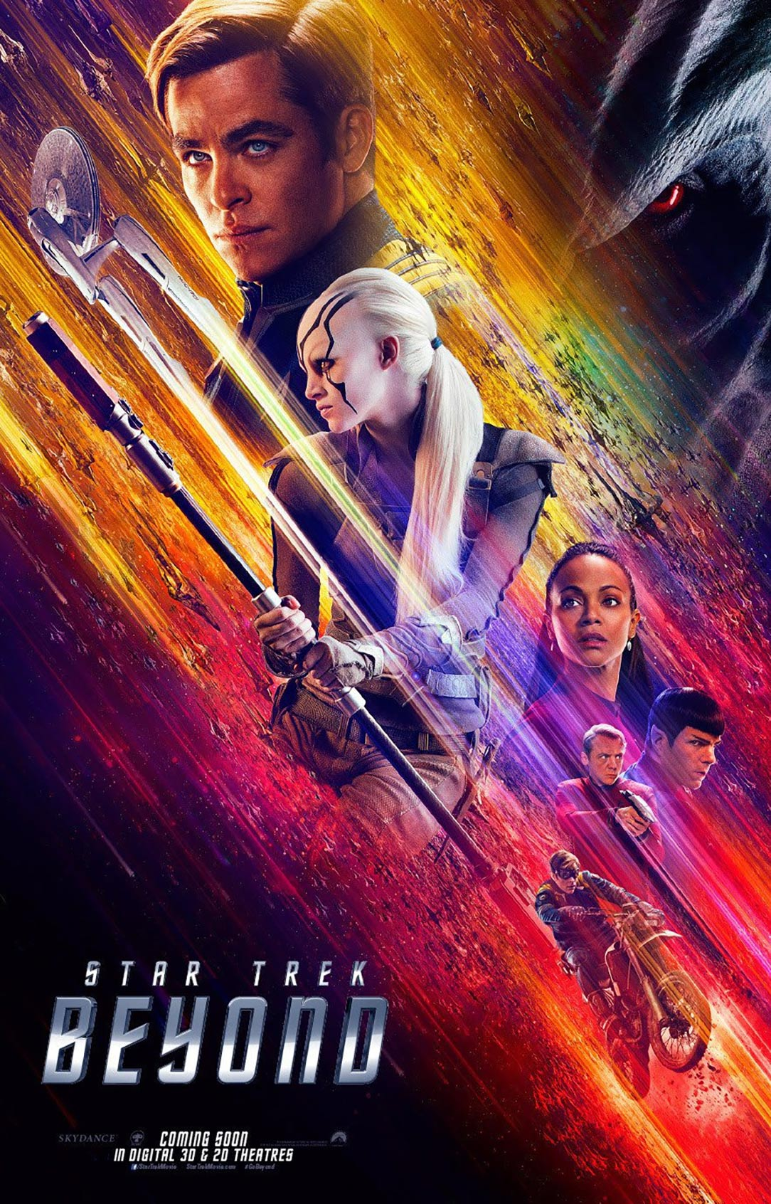 Star Trek Beyond Poster #3