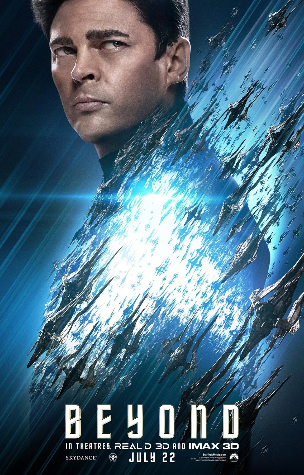 Star Trek Beyond Poster #4
