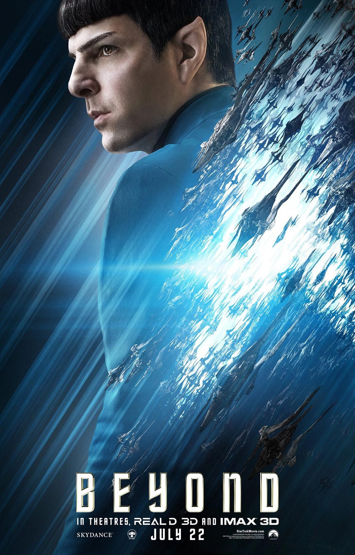 Star Trek Beyond Poster #6