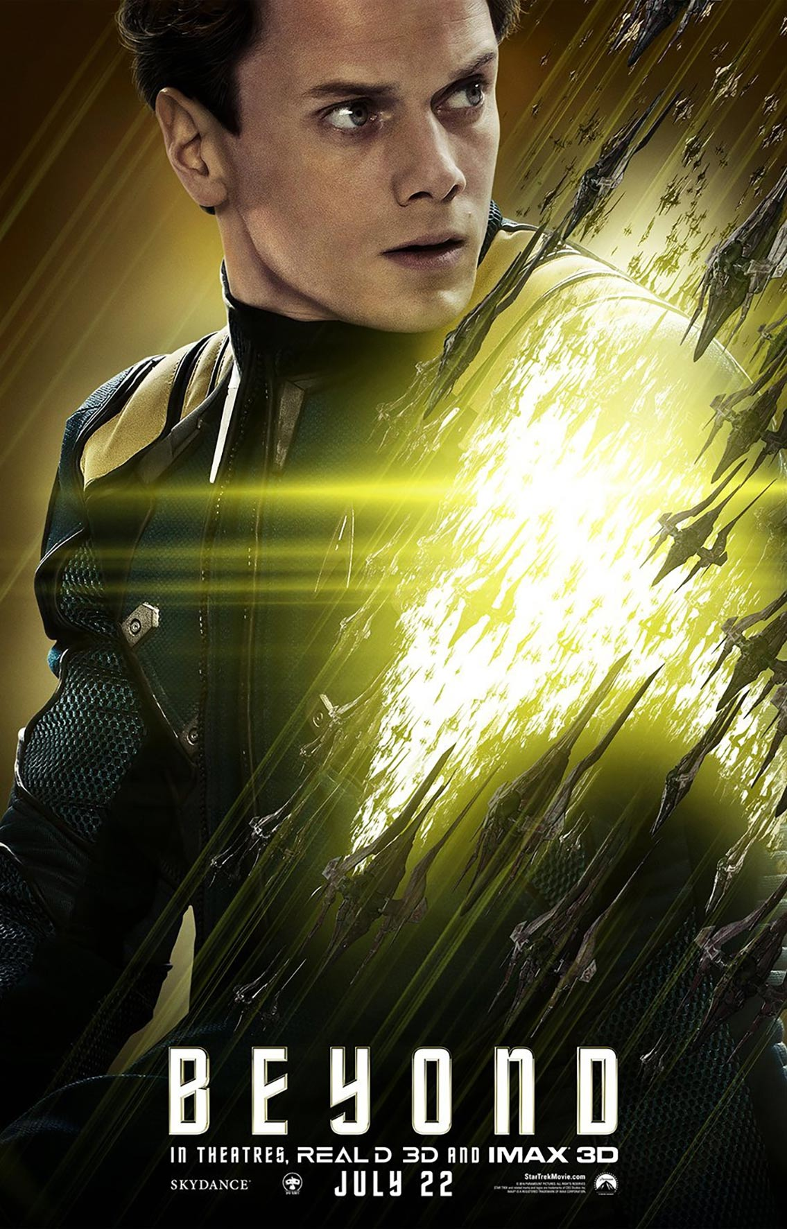 Star Trek Beyond Poster #7