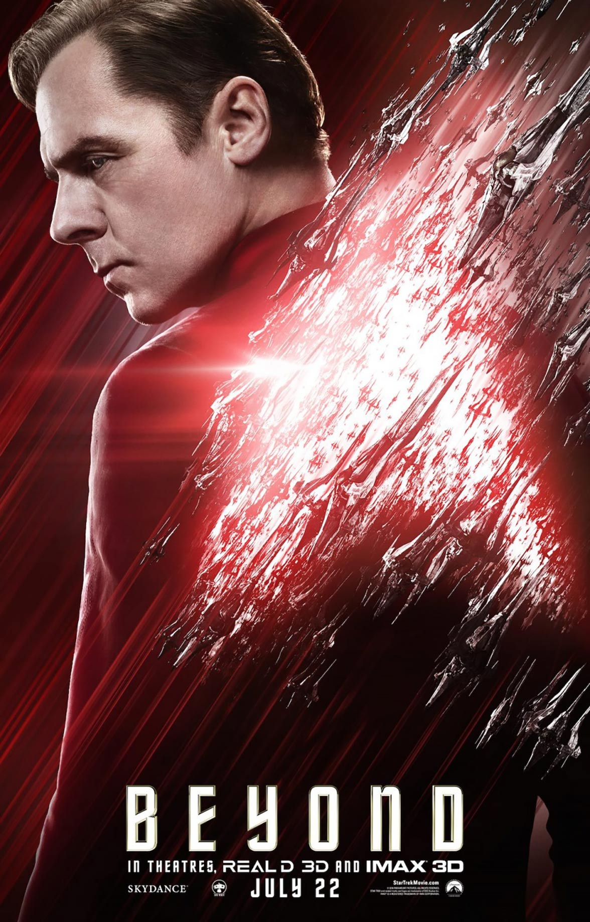 Star Trek Beyond Poster #8