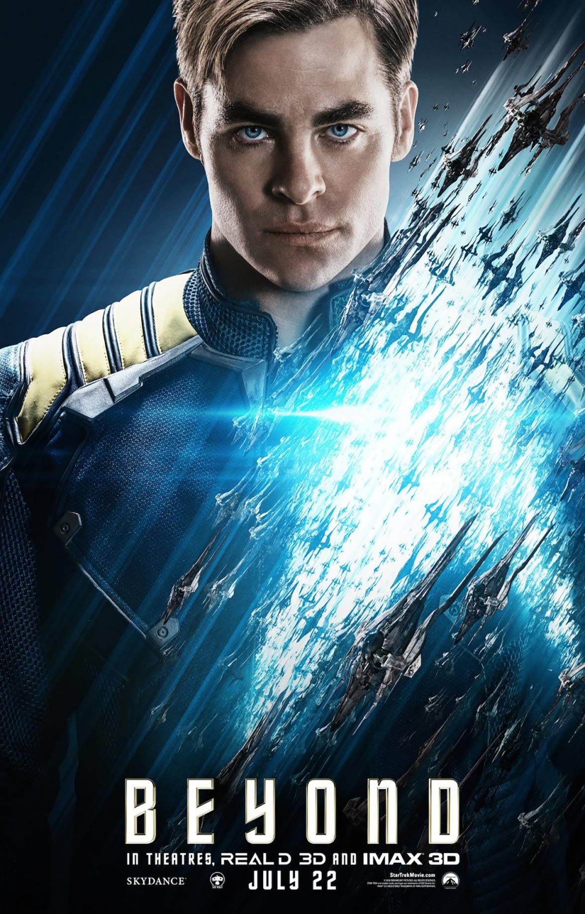 Star Trek Beyond Poster #9