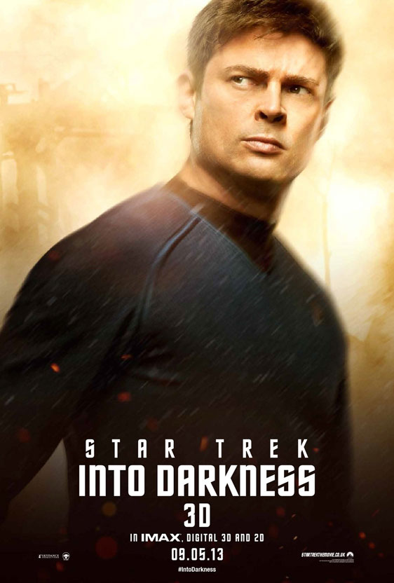 Star Trek Into Darkness Poster #11