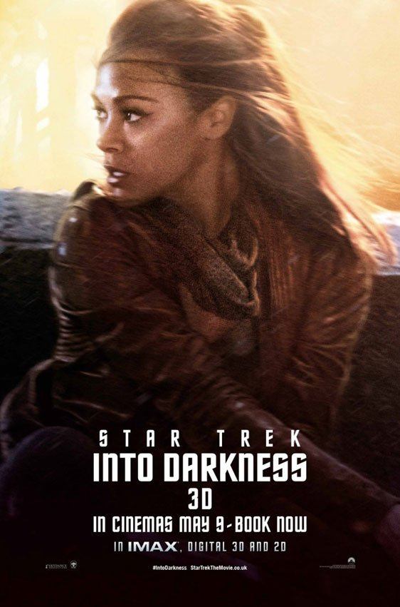 Star Trek Into Darkness 2013 Poster 13 Trailer Addict