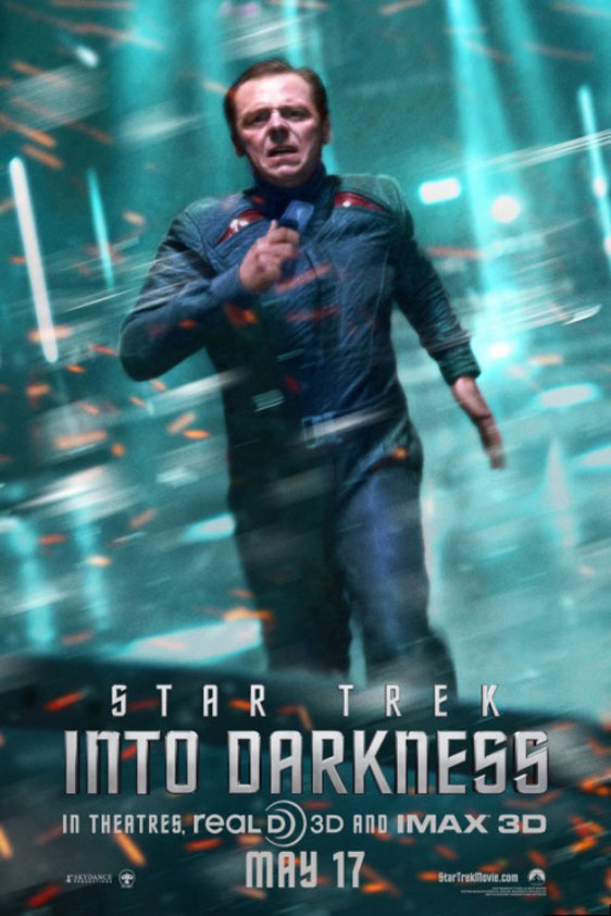 Star Trek Into Darkness Poster #16