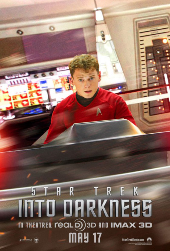 Star Trek Into Darkness Poster #17