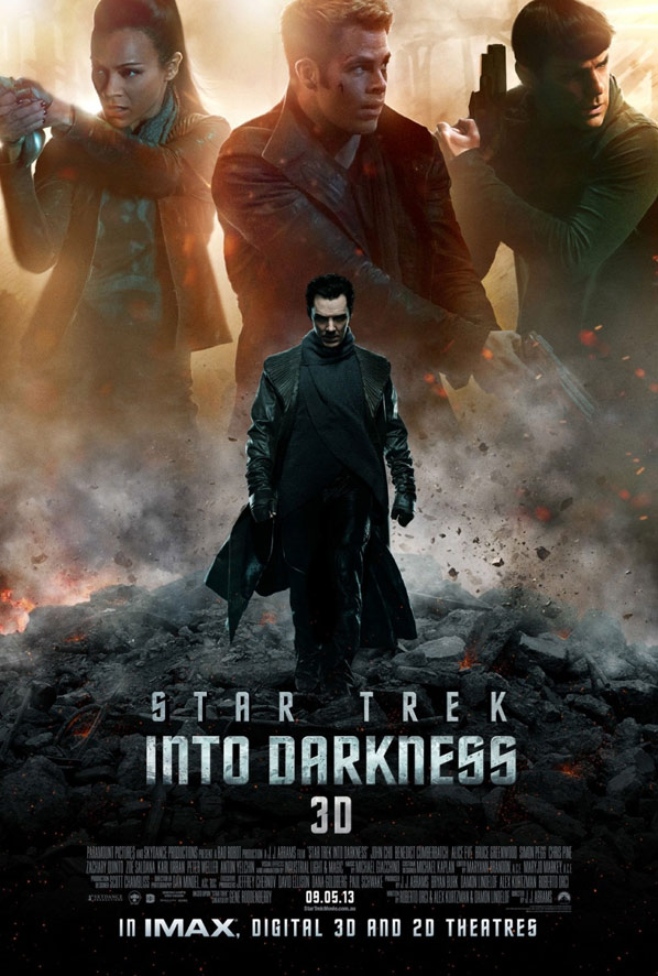 Star Trek Into Darkness Poster #2