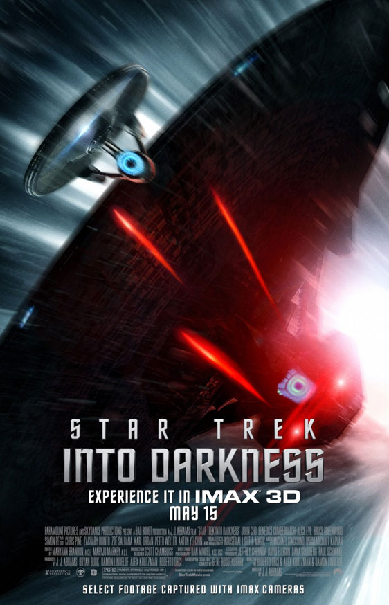 Star Trek Into Darkness Poster #21