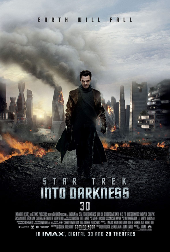 Star Trek Into Darkness Poster #3