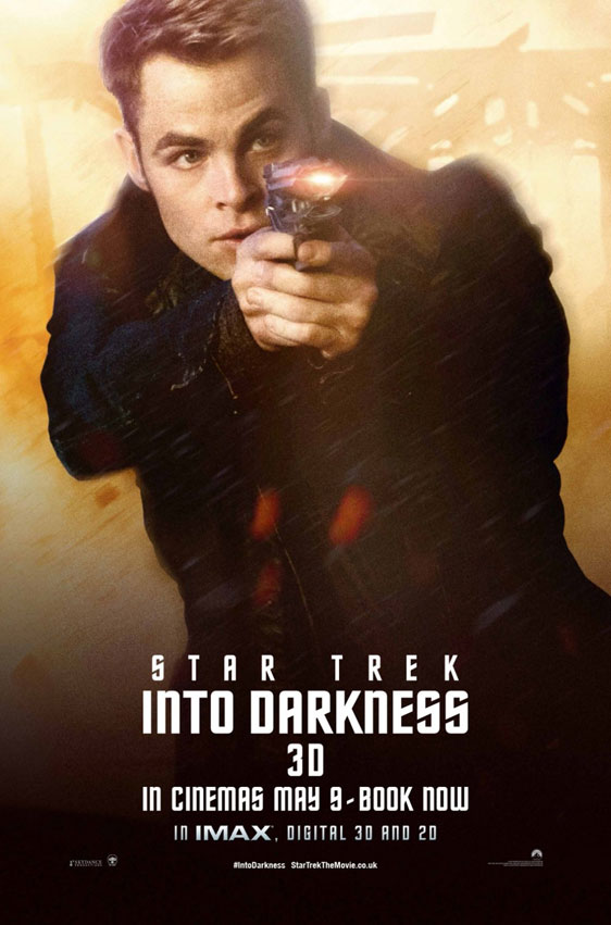 Star Trek Into Darkness Poster #9
