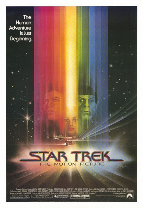 Star Trek: The Motion Picture Poster #1
