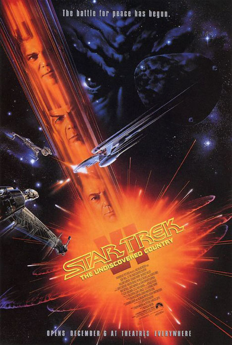 Star Trek VI: The Undiscovered Country Poster #1