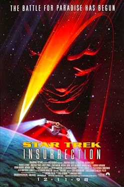 Star Trek: Insurrection Poster #1