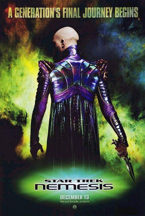 Star Trek: Nemesis Poster #1