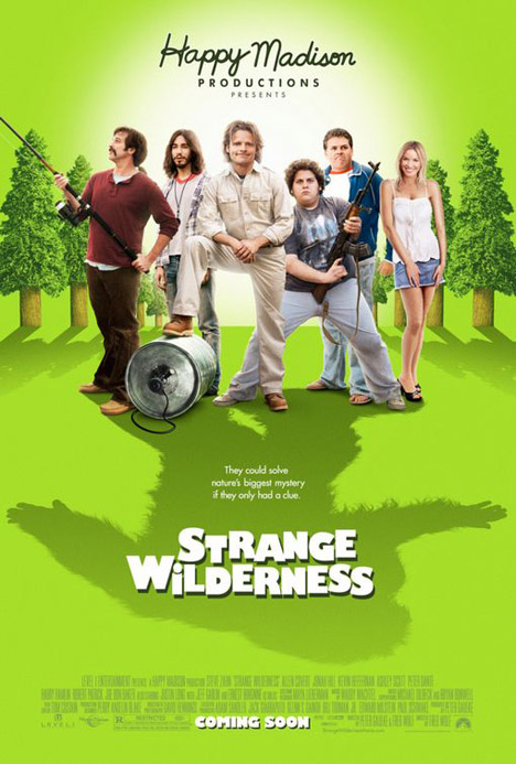 Strange Wilderness Poster #1