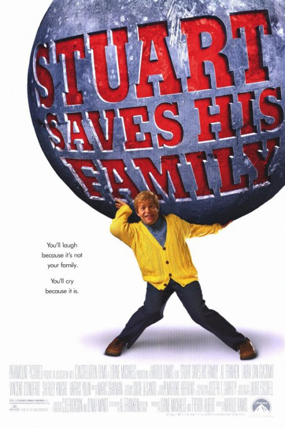 Stuart Saves His Family Poster #1