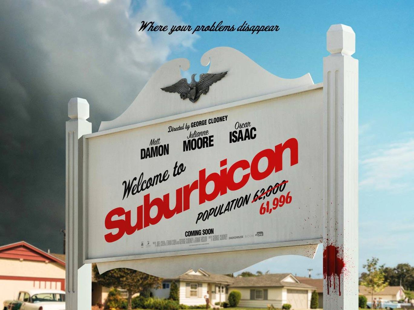 Suburbicon Poster #2