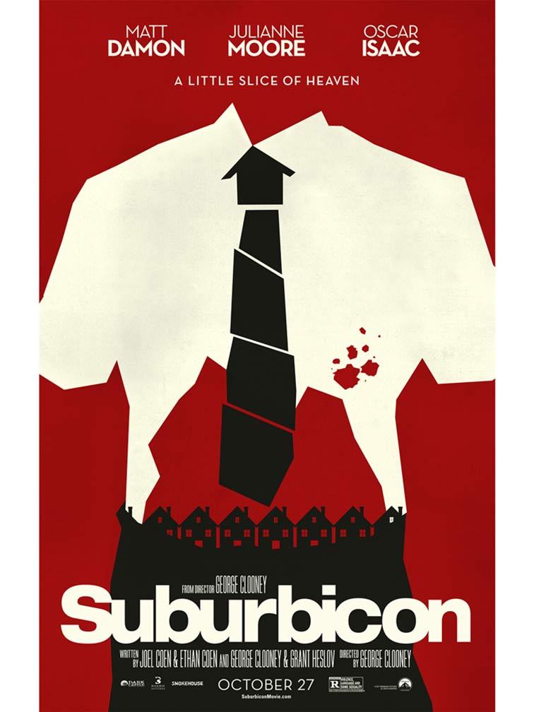 Suburbicon Poster #1