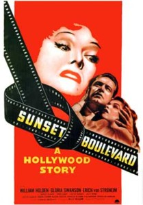 Sunset Boulevard Poster #1