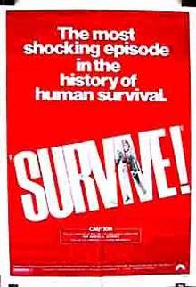 Survive! Poster #1