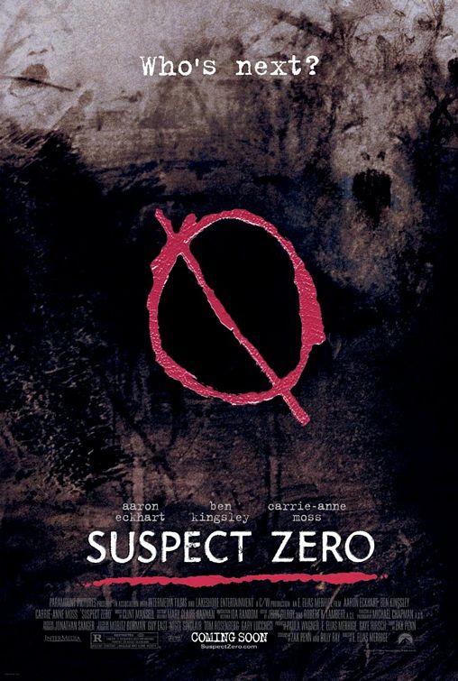Suspect Zero Poster #1