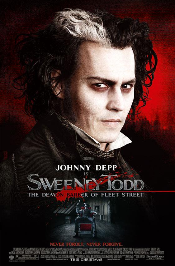 Sweeney Todd: The Demon Barber of Fleet Street Poster #2