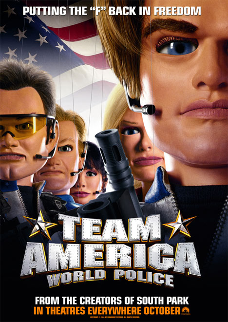 Team America: World Police Poster #1