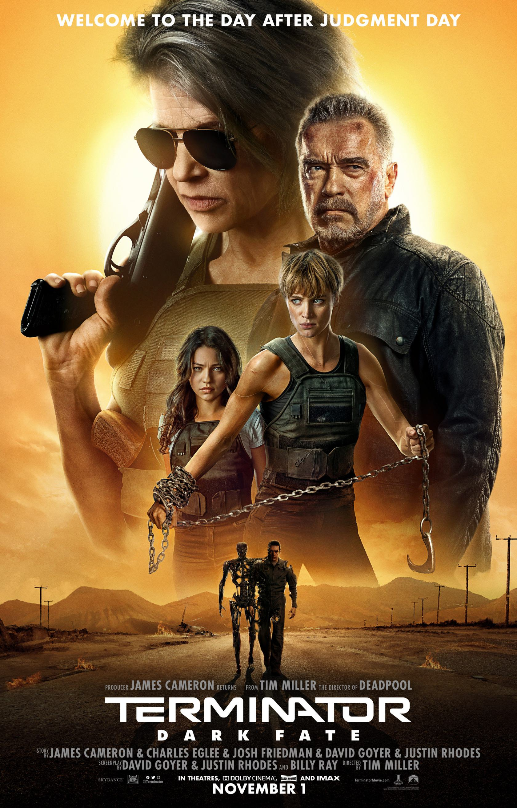 Terminator: Dark Fate Poster #2