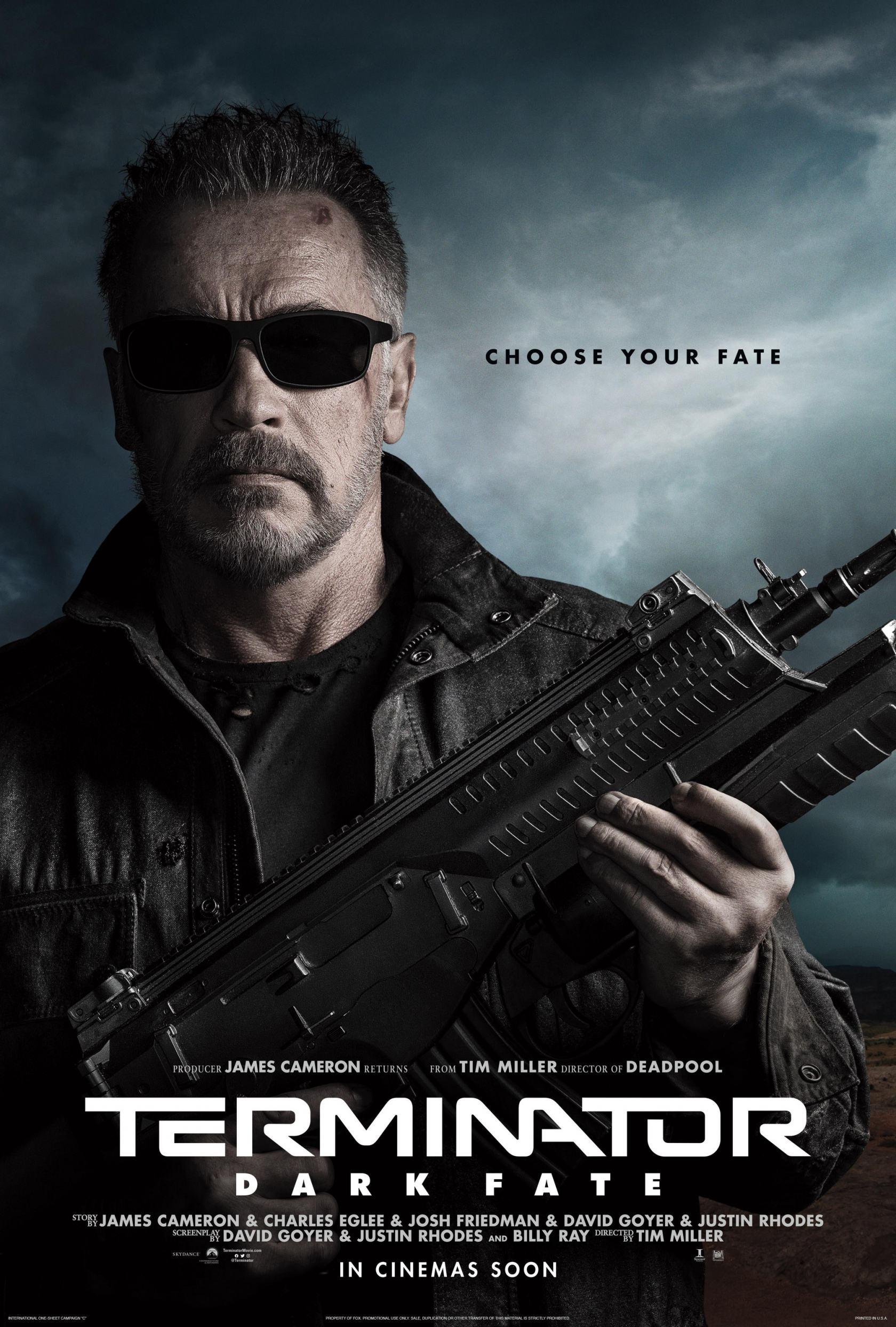 Terminator: Dark Fate Poster #5