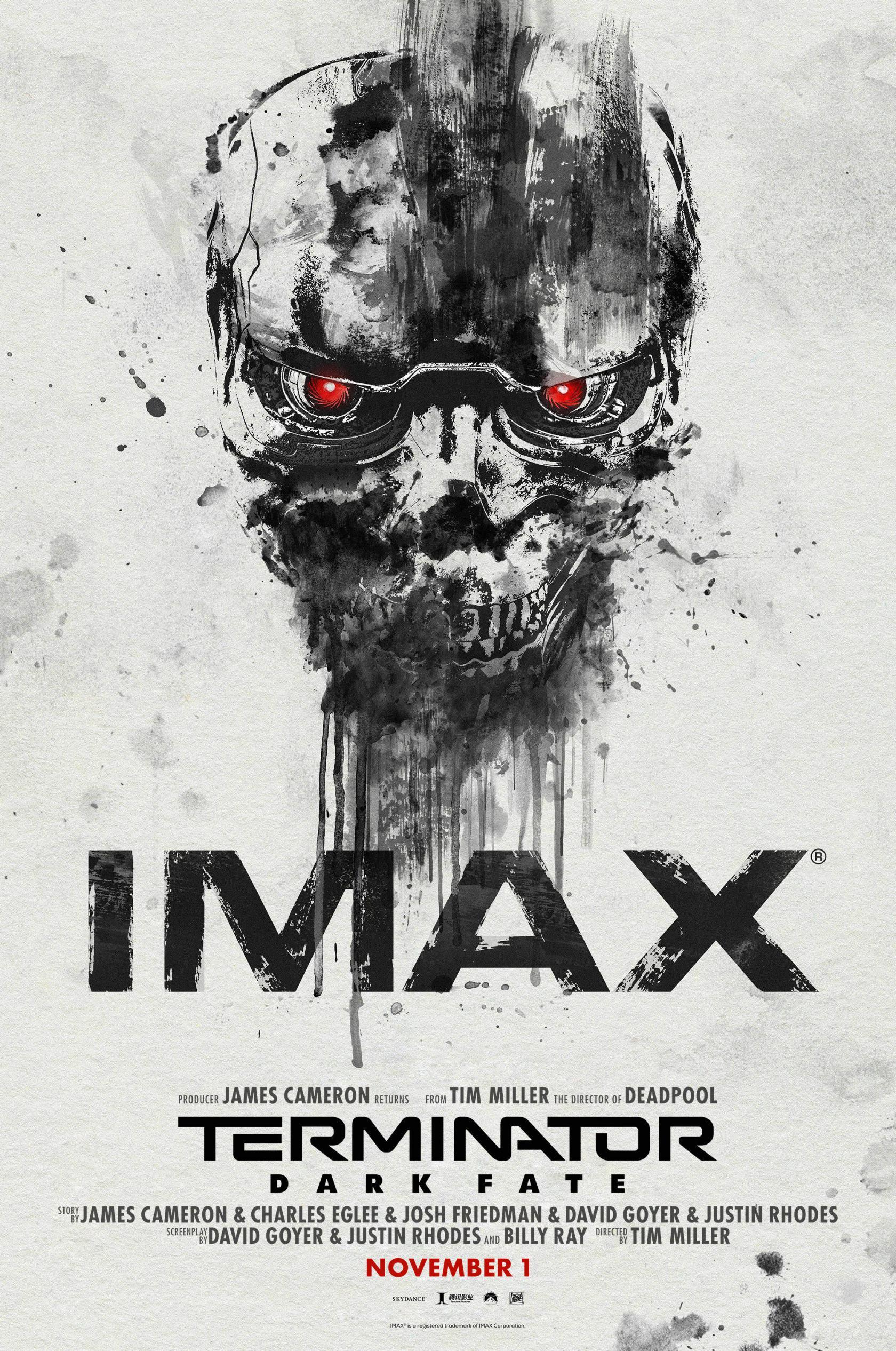 Terminator: Dark Fate Poster #7