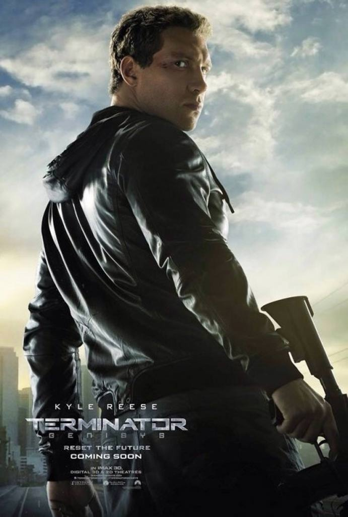 Terminator: Genisys Poster #3
