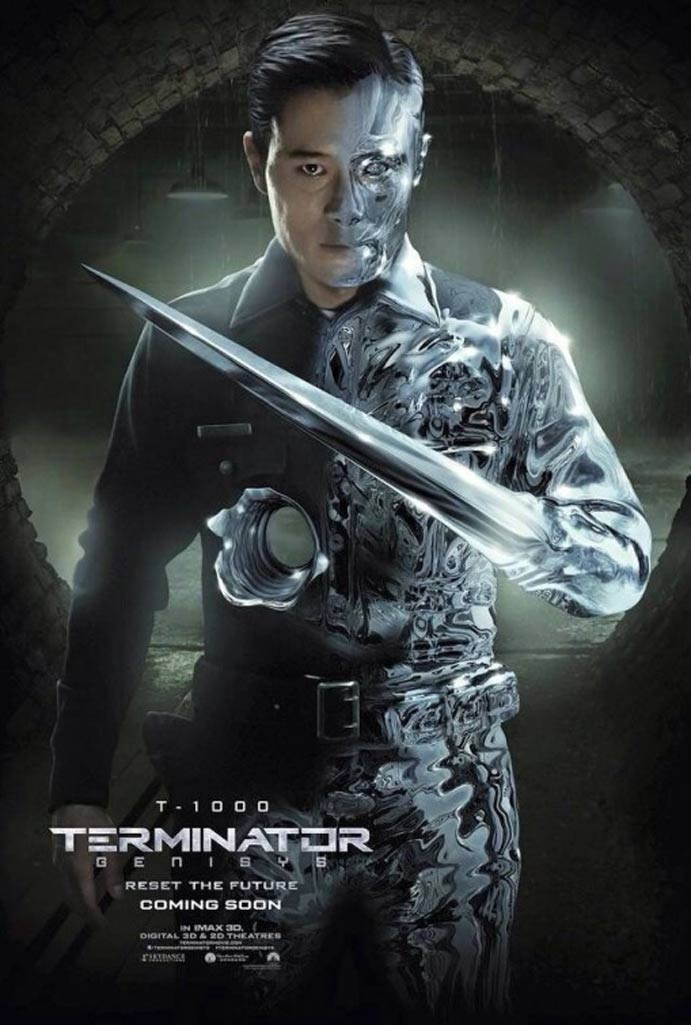 Terminator: Genisys Poster #4