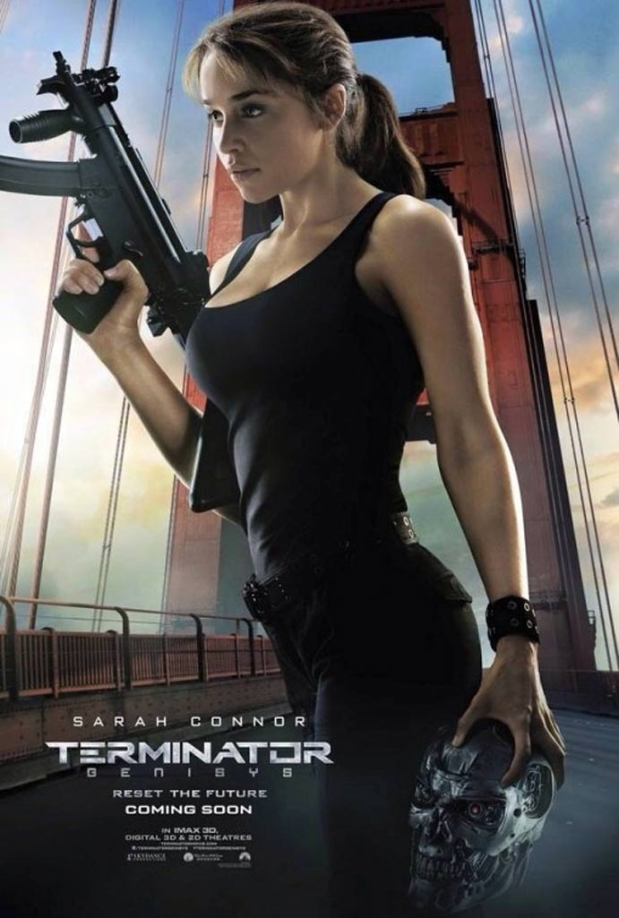 Terminator: Genisys Poster #5