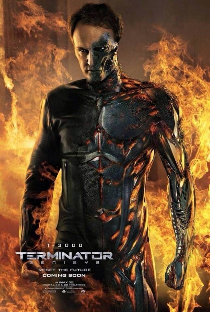 Terminator: Genisys Poster #6