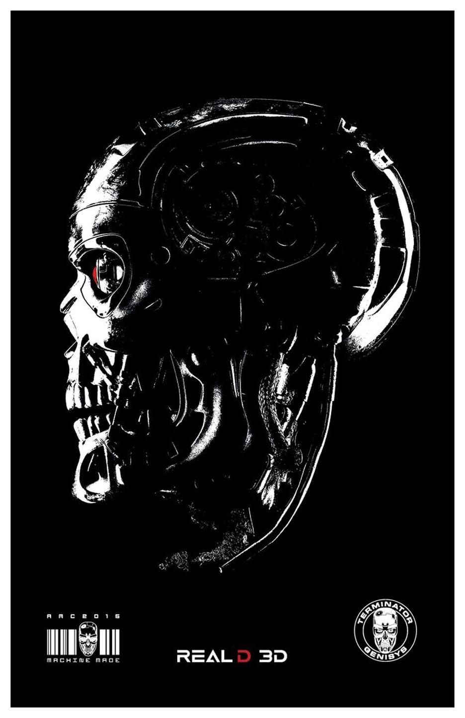 Terminator: Genisys Poster #8