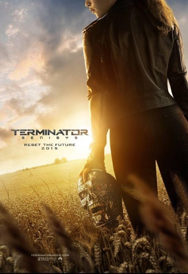 Terminator: Genisys Poster #1