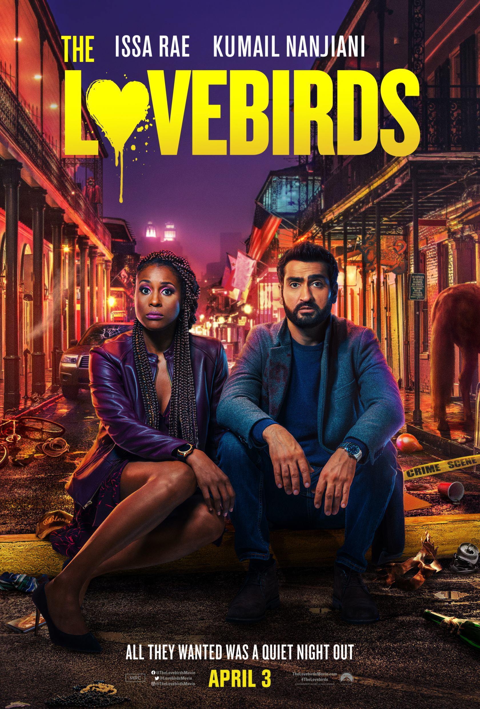 The Lovebirds Poster #1