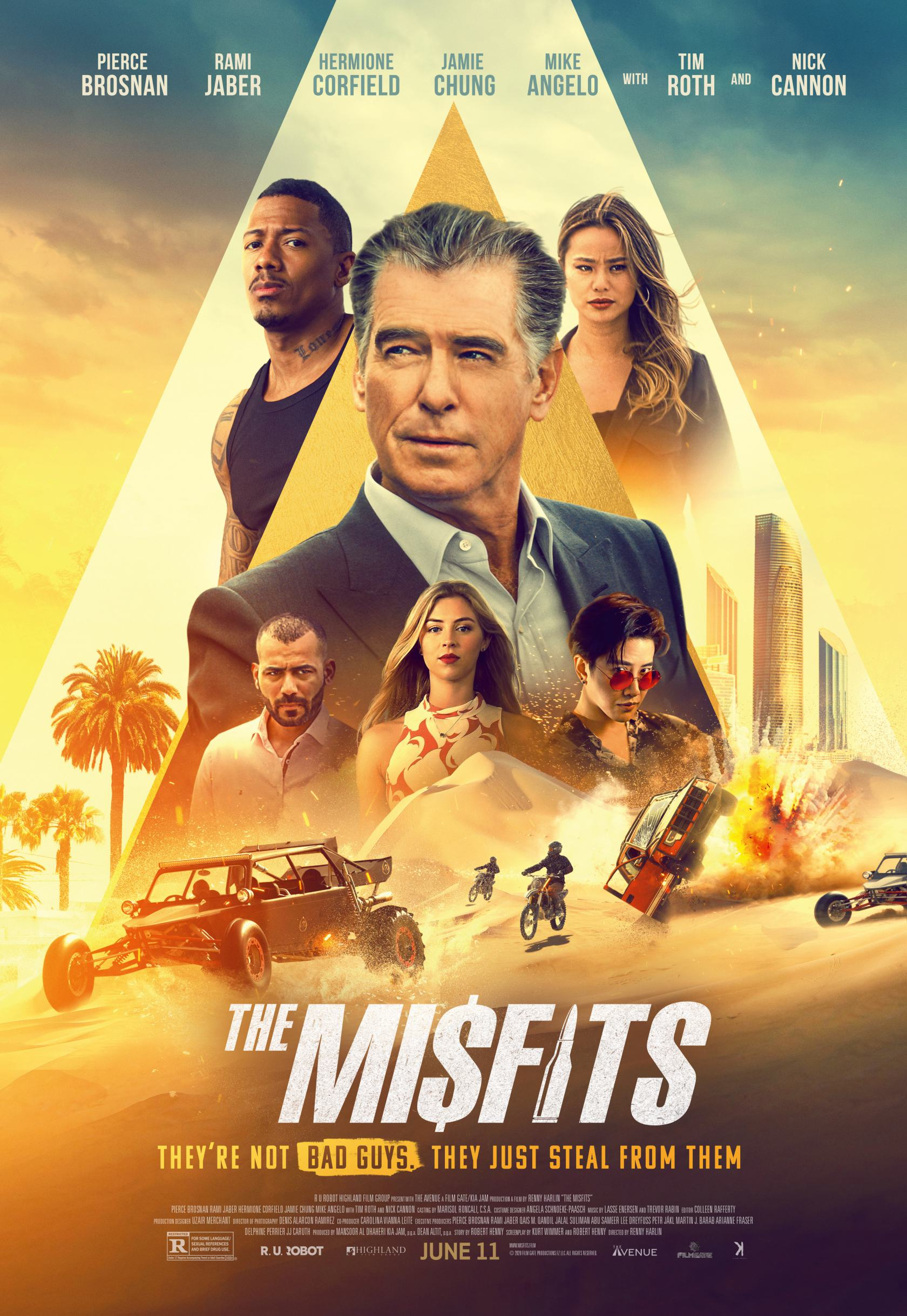 The Misfits Poster #1