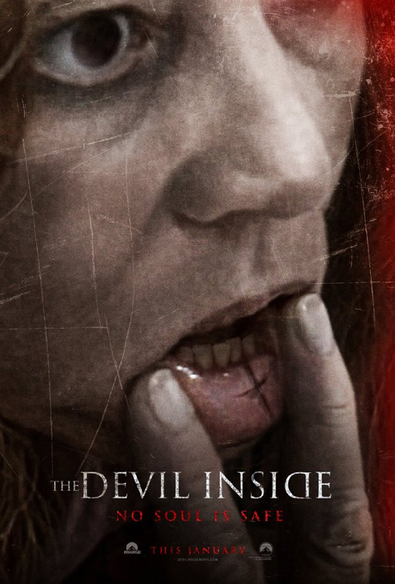 The Devil Inside Poster #1