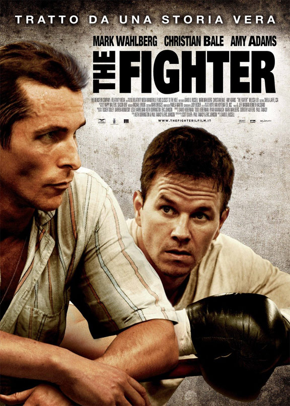 The Fighter Poster #2