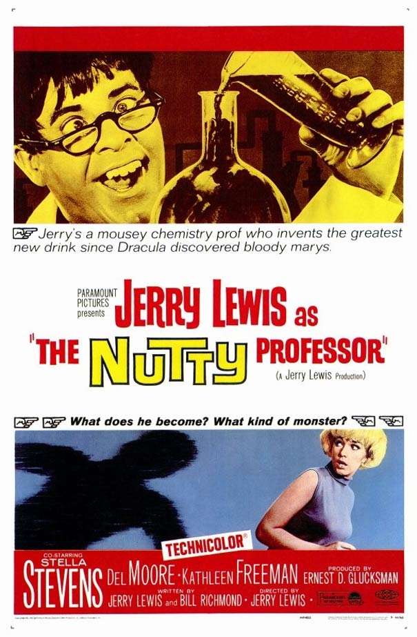 The Nutty Professor Poster #2