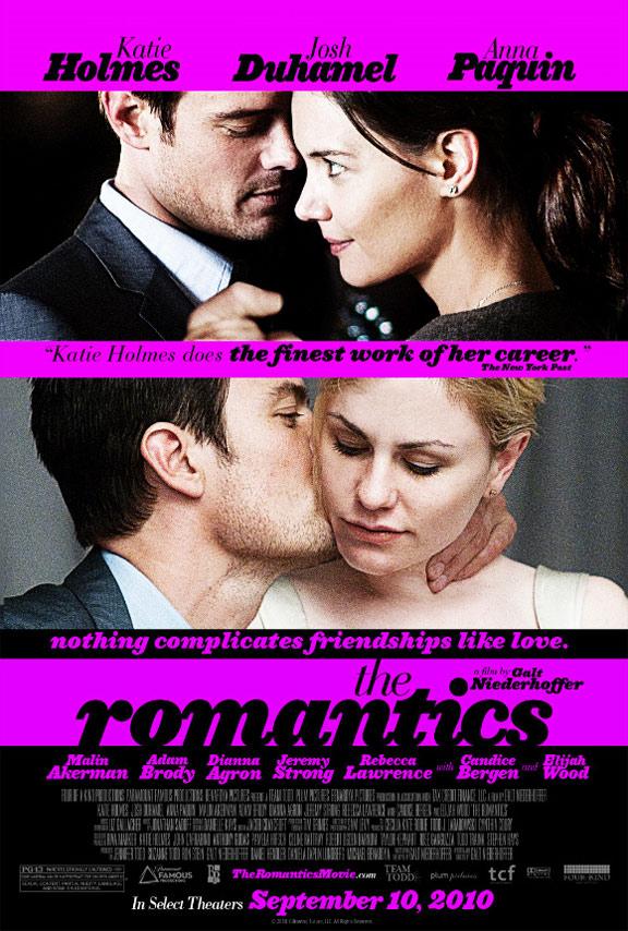 The Romantics Poster #1