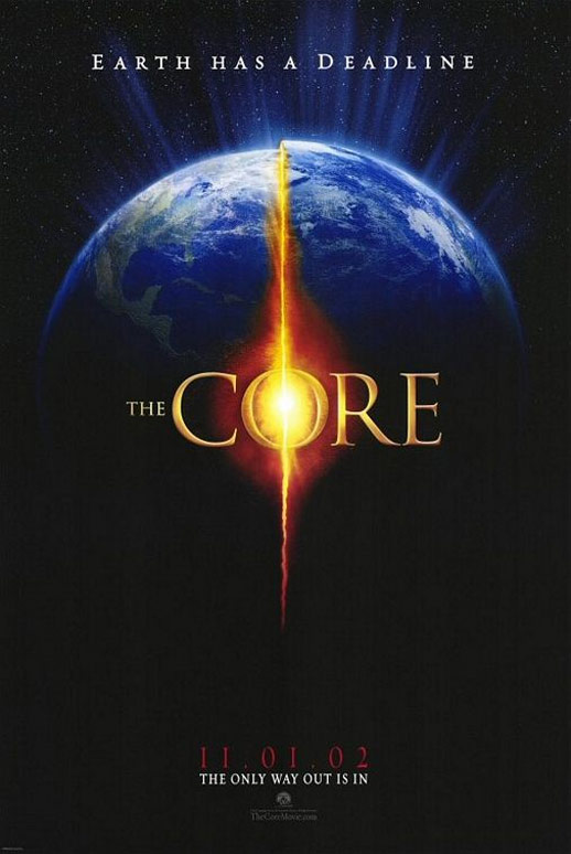 The Core Poster #1
