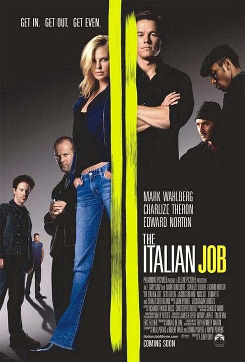 The Italian Job Poster #1