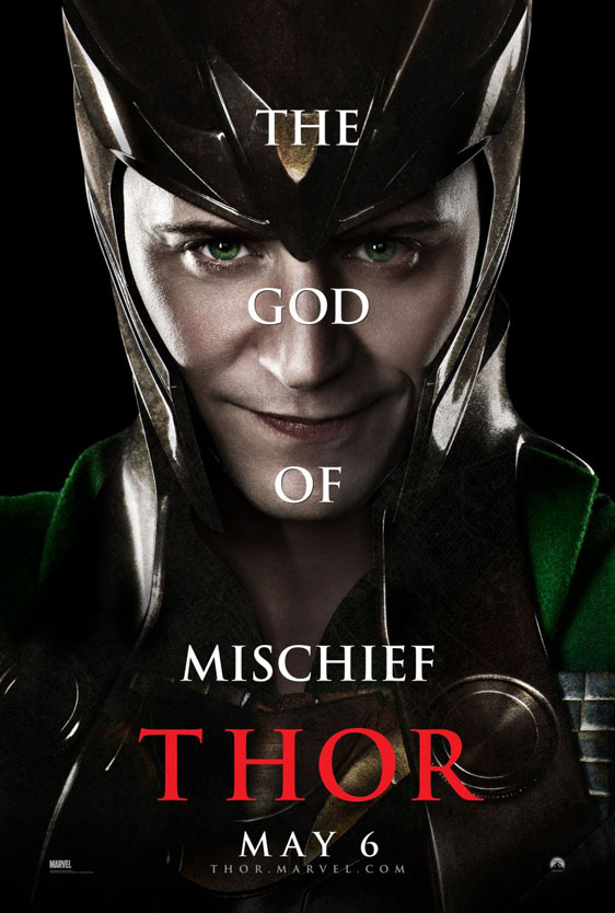Thor Poster #12